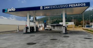 PRIO investe 3 milhões de euros em posto de abastecimento ultra-rápido para pesados
