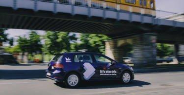 Volkswagen lança serviço de partilha de carros elétricos
