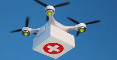 APP Advanced Products entrega medicamentos através de drone