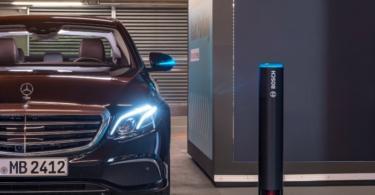 Bosch e Daimler recebem licença para parque de estacionamento 100% autónomo