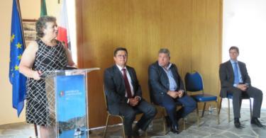 DGRM assina contrato para a empreitada da navegabilidade do rio Guadiana
