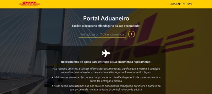 DHL Express lança portal aduaneiro para simplificar fluxo de envios internacionais