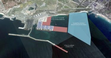 Expansão do Terminal XXI de Sines com investimento privado de 547 milhões de euros