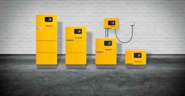 Sistema de carregamento de baterias da Jungheinrich distinguido