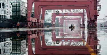 Poderá o blockchain revolucionar os transportes de mercadorias?