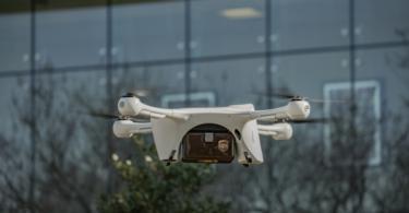 UPS cria subsidiária para operar entregas através de drones