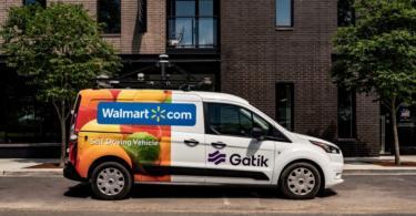 Walmart inicia piloto com empresa de veículos autónomos
