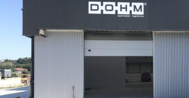 DOHM cria novo centro logístico