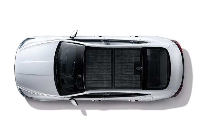 Hyundai lança modelo automóvel com sistema de carregamento solar