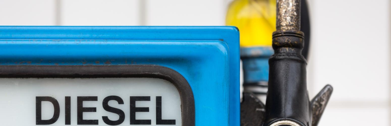 Procura por carros a diesel em queda