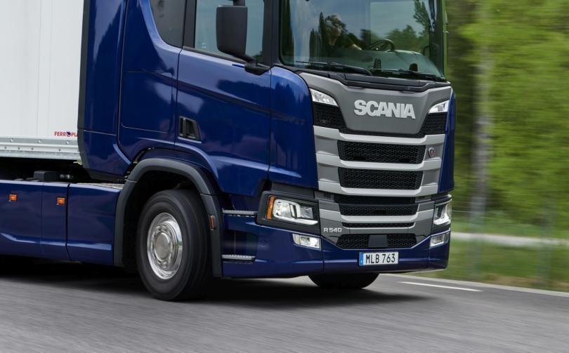 Scania acrescenta versão de 540 cv à gama de motores de 13 litros