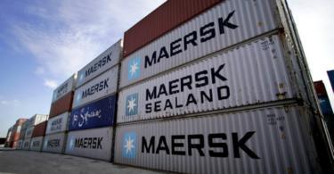 Maersk termina primeiro semestre com lucro de 45 M€