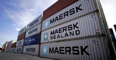 Maersk aposta em porta-contentores a biocombustível já em 2023