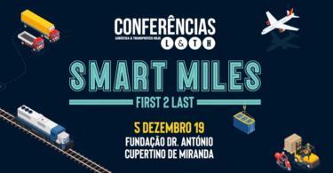 Conferências LOGÍSTICA & TRANSPORTES HOJE voltam a 5 de dezembro