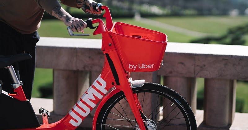 Uber reforça JUMP em Lisboa