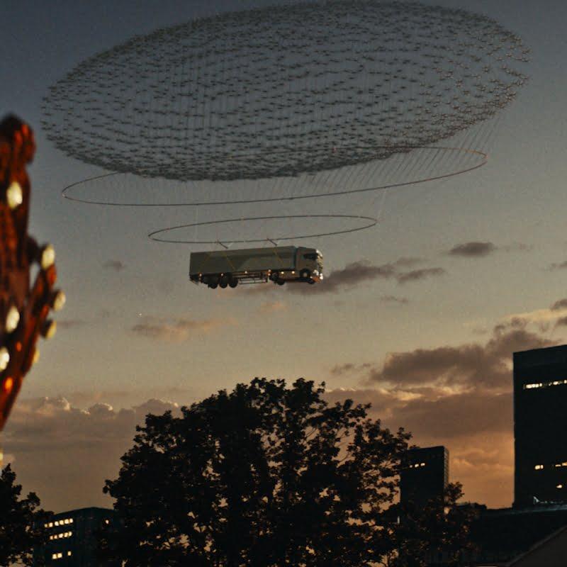 Scania apresenta visões, ideias e conceitos para os transportes de amanhã