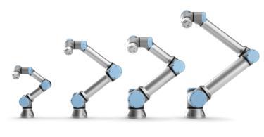 Universal Robots lança cobot para a automação colaborativa