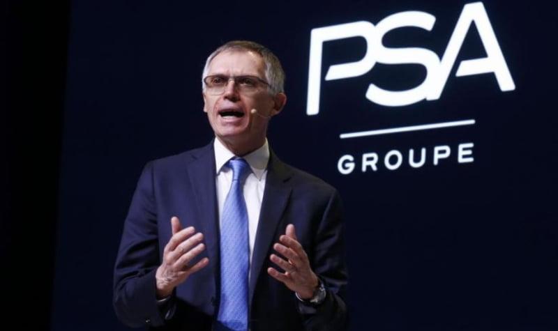 """Presidente do Grupo PSA volta a alertar para efeitos da """"eletrificação forçada"""""""
