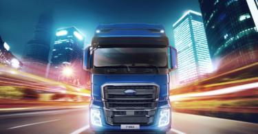 F-Max é aposta da Ford Trucks para Portugal