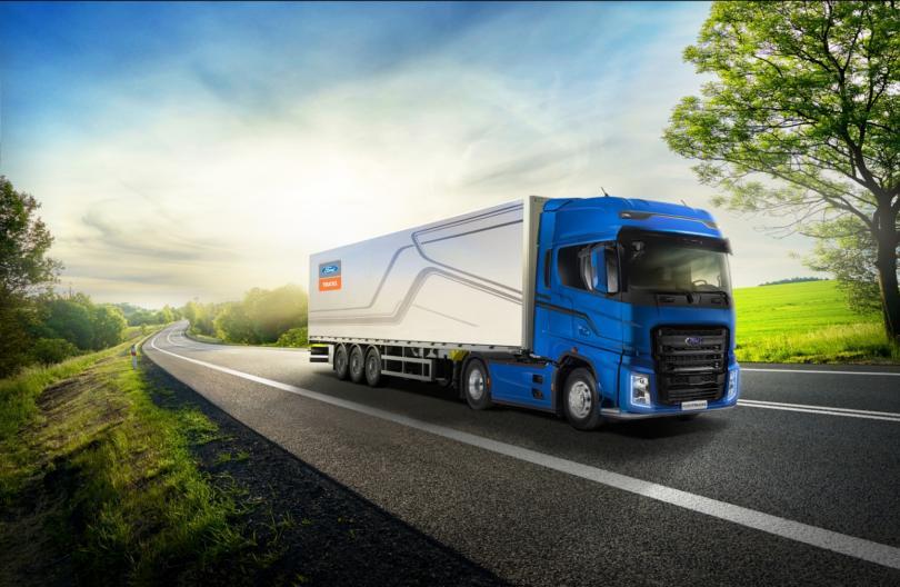Ford Trucks chega a Portugal