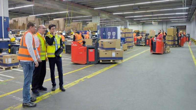 Linde Material Handling cria departamento de Consultoria em Segurança em Portugal