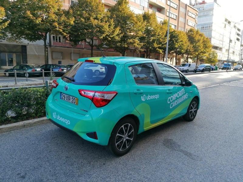 Europcar lança serviço de carsharing para empresas