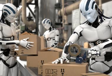 Ascensão das máquinas: a Inteligência Artificial chegou à logística