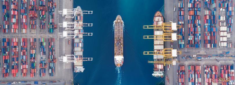 Comércio marítimo global sofre com tensões comerciais e incerteza entre EUA e China