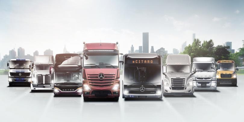 Daimler com nova estrutura corporativa