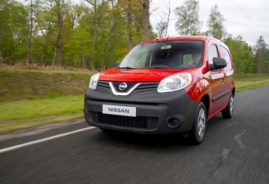 Nissan introduz uma nova solução nos furgões compactos