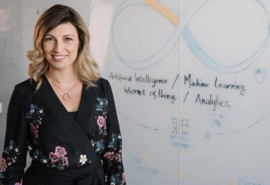 Inês Cordeiro lidera os negócios da SAP para as PME