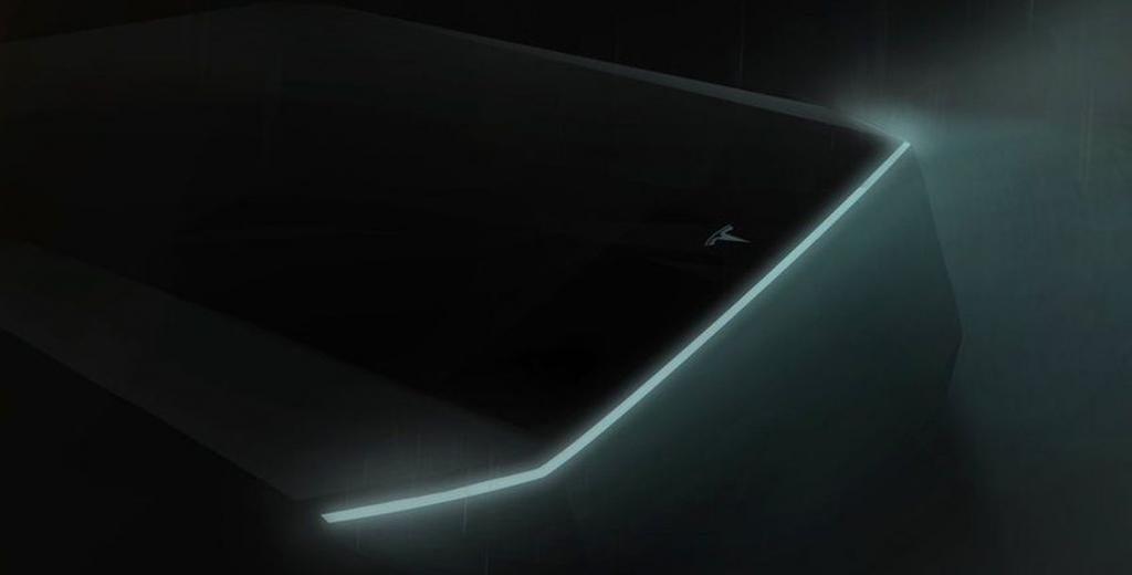 Vem aí a pick-up Tesla
