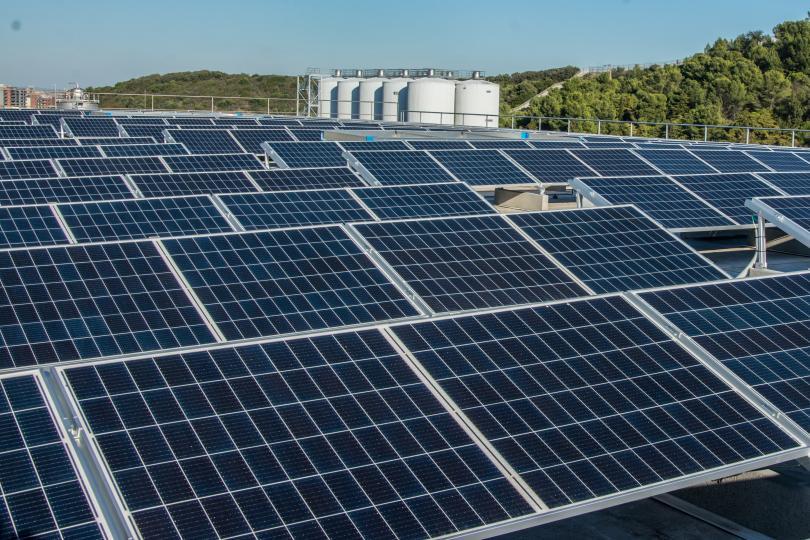 ACCIONA fornece eletricidade renovável às fábricas da Vidrala na Marinha Grande