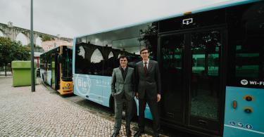 Carreira 702 da CARRIS consome biodiesel 100% livre de energia fóssil