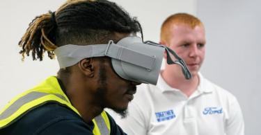 "Realidade virtual aumenta empatia dos motoristas de entregas com ciclistas"""
