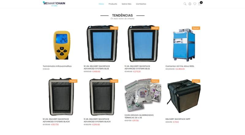 APP lança BeSmartChain com soluções para cadeia térmica