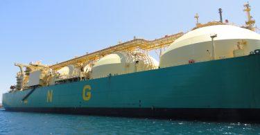 Porto de Sines aposta no crescimento exponencial de Gás Natural