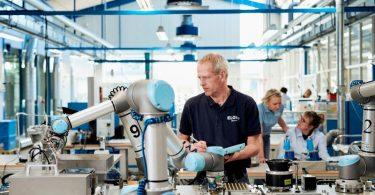 UR Robots colaborativos