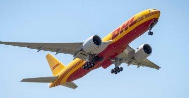 DHL Express moderniza frota com seis novos Boeing 777 Freighters