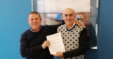 Bridgestone e LASO assinam acordo de fornecimento de pneus