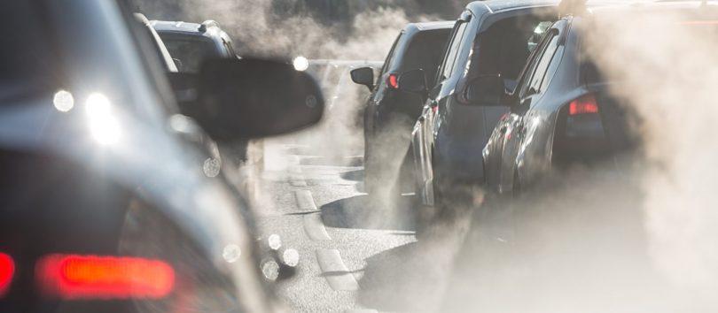 monitorização da qualidade do ar