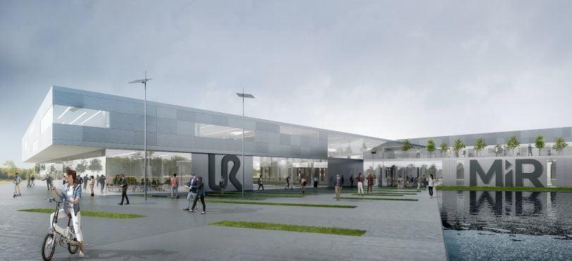 Dinamarca recebe o maior centro mundial de robôs colaborativos