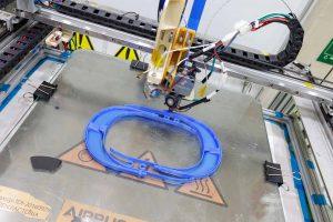 Airbus produz viseiras hospitalares com impressoras 3D