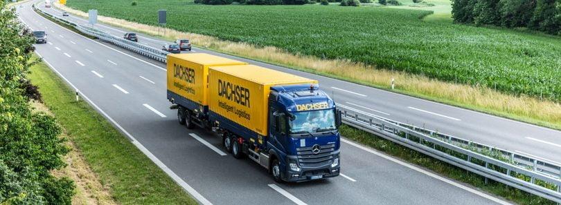 Dachser faturou 5,66 mil milhões de euros em 2019