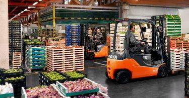Toyota Caetano Portugal apoia logística de bens essenciais