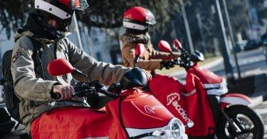 Acciona retoma serviço de 'motosharing'