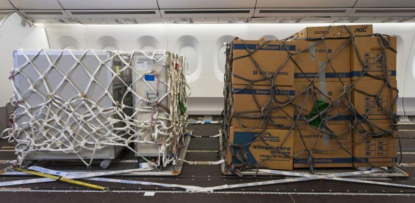 Airbus desenvolve solução para operações de carga durante COVID-19