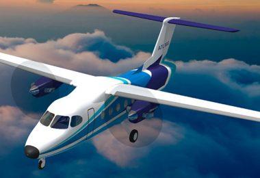 """CEIIA e Desaer em """"joint-venture"""" para aeronave de transporte"""