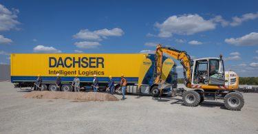 A Dachser prepara-se para expandir a presença e oferta de serviços disponíveis no estado alemão da Turíngia, através da ampliação do centro de logística localizado na cidade de Erfurt.