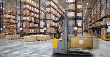 Jungheinrich implementa stackers automáticos em empresa de equipamentos hospitalares